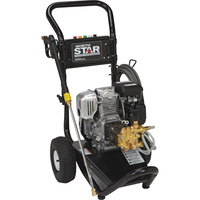 FREE SHIPPING — NorthStar Gas Cold Water Pressure Washer — 3000 PSI, 2.5 GPM, Honda Engine, Model# 15775440