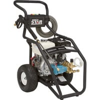 FREE SHIPPING — NorthStar Gas Cold Water Pressure Washer — 4,000 PSI, 3.5 GPM, Honda Engine, Model# 15782020
