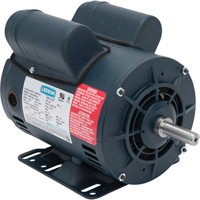 Leeson Air Compressor Electric Motor — 3SPL HP, Model# 116845