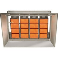 SunStar Heating Products Infrared Ceramic Heater — LP, 130,000 BTU, Model# SG13-L