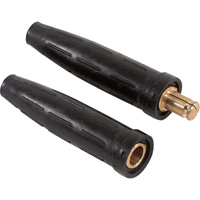 Hobart Welding Cable Connector — For No. 4 to No. 1 Cable, Model# 770032
