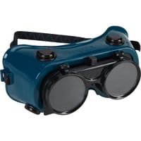 Hobart Welding Goggles — #5 Shade, Eye-Cup Style, Flip-up front, Oxyacetylene, Model# 770129
