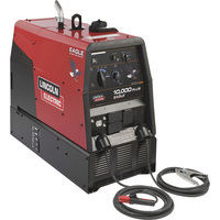 FREE SHIPPING - Lincoln Electric Eagle 10,000 Plus Welder Generator with Kohler Engine - 225 Amp DC, 9,000 Watt AC Power, Model# K2343-3