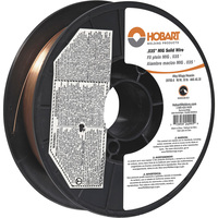 Hobart MIG Welding Wire — ER70S-6 Carbon Steel, .035in., 10-Lb. Spool, Model# H305408-R22