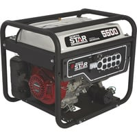 NorthStar Portable Generator — 5500 Surge Watts, 4500 Rated Watts, EPA and CARB-Compliant