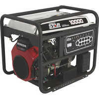 NorthStar Portable Generator — 10,000 Surge Watts, 8500 Rated Watts, Electric Start, EPA and CARB-Compliant