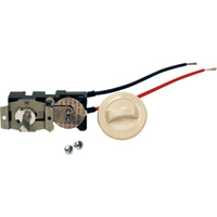 Cadet Single Pole Field Mount Thermostat Kit — 22 Amp, Almond, Model# CTT1A