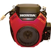 Honda V-Twin Horizontal OHV Engine with Electric Start – 688cc, GX Series, 1in. x 2 29/32in. Shaft, Model# GX630RHQXA