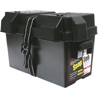 Noco Heavy-Duty Large Battery Box — Model# HM318BK