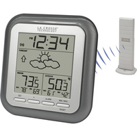 La Crosse Technology Wireless Forecast Station — Digital Display, Model# WS-9133U-IT