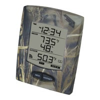 La Crosse Technology Wireless Weather Station — Camouflage Design, Waterproof Probe, Model# WS-9029U-IT-CAMO
