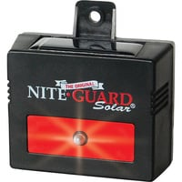 Nite Guard Solar-Powered Night Predator Light, Model# NG-001