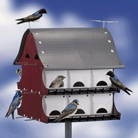Purple Martin House — 16 Rooms, Model# BH16