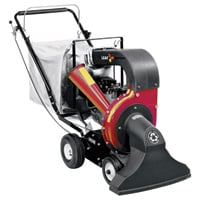 Merry Mac Walk-Behind Chipper/Vacuum — 250cc Briggs & Stratton Powerbuilt Engine, Model# VCB1100M