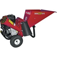 Merry Mac Chipper/Shredder — 249cc Briggs & Stratton OHV Engine, 2 7/8in. Capacity, Model# LSC1100M