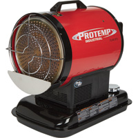 ProTemp Portable Kerosene Radiant Heater — 70,000 BTU, Model# PT-70-SS