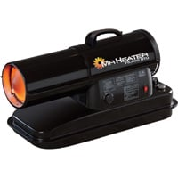 Mr. Heater Portable Kerosene Heater — 75,000 BTU, 1750 Sq. Ft. Heating Capacity, Model# MH75KTR