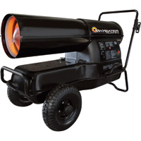 Mr. Heater Portable Kerosene Heater — 175,000 BTU, 4250 Sq. Ft. Heating Capacity, Model# MH175KTR
