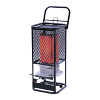 Mr. Heater Radiant Construction Heater — 125,000 BTU, Model# MH125LP