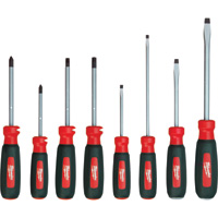 Milwaukee Screwdriver Set — 8-Pc., Model# 48-22-2008