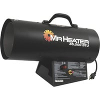 Mr. Heater Portable Propane Forced Air Heater — 35,000 BTU, Model# MH35FA