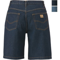 FREE SHIPPING — Gravel Gear Denim 5-Pocket Shorts