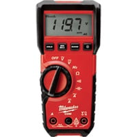 FREE SHIPPING — Milwaukee Digital Multimeter — True RMS, Model# 2216-20