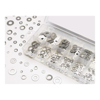 UST Lock & Flat Washers — 350-Pc. Set, Model# W5216