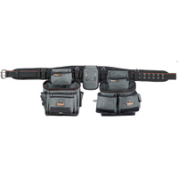 Ergodyne Arsenal Synthetic Tool Belt — 28-Pocket, XL, Model# 5500