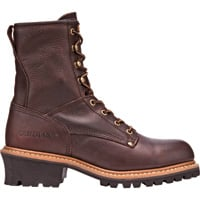 Carolina Steel Toe Logger Boots — 8in.