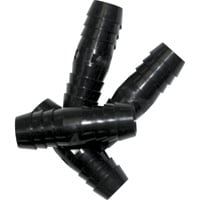 Outdoor Water Solutions Polytubing Connectors — 1/2in., 4-Pk, Model# ARL0034