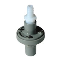 Outdoor Water Solutions Airstone Foot Valve, Model# ARS0027