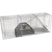 Advantek Outdoors Catch and Release Live Animal Trap with Rodent Trap — 32in.L x 11in.W x 12in.H, Model# 20055B