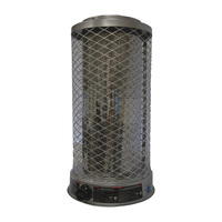 Dyna Glo Delux Natural Gas Radiant Heater — 100,000 BTU, Model# RA100NGDGD