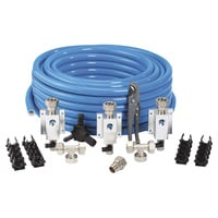 RapidAir 3/4in. MaxLine Compressed Air Piping System Master Kit, Model# M7500
