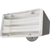 Designer's Edge Dusk to Dawn Floodlight — 26 Watts, 1650 Lumens, Model# L-104-26W-BR
