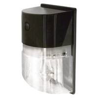 Designer's Edge High-Pressure Sodium Wall Pack Light — 35 Watts, Model# L-1770-35W-HPS-BR
