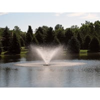 Scott Aerating Fountain — 2 HP, 220V, 70-Ft. Power Cord, Model# DA-20