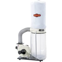 Shop Fox Dust Collector — 1.5 HP, 1280 CFM, Model# W1685