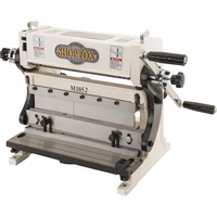 Shop Fox 3-in-1 Combination Sheet Metal Machine — 12in., Model# M1052