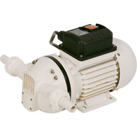 Liquidynamics 115 Volt Membrane Pump for Diesel Exhaust Fluid — 3/4in. Ports, 8 GPM, Model# 33101
