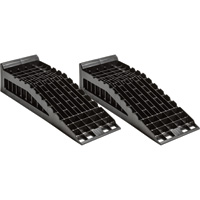 Scepter All-Weather ProRamps Car Ramps — 3,000-Lb. Capacity Per Ramp, Pair, Model# 08226