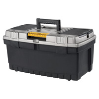 Keter 22in. Quick Latch Toolbox, Model# 17186821