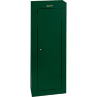 Stack-On 8-Gun Security Cabinet — Green, Key Lock, Model# GCG-908-DS
