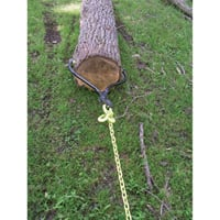 Timber Tuff Spring-Loaded Log Tongs — 28in. Jaw Opening, Model# TMW-28SSS