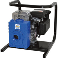 IPT Cast Iron Self-Priming Ag/Water Pump — Honda GC160 Engine, 2in. Ports, Model# 2AG5QCV
