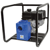 IPT Cast Iron Self-Priming Semi-Trash Water Pump — 3in. Ports, 19,000 GPH, 3/4in. Solids Capacity, 305cc Briggs & Stratton Vanguard Engine, Model# 3GS8ACV