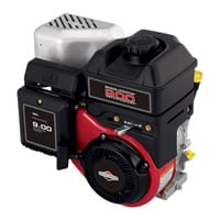 Briggs & Stratton 900 Series Horizontal OHV Engine — 205cc, 1in.dia. x 2 7/8in.L Shaft, Model# 12S402-0060-F8