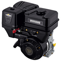 Briggs & Stratton Vanguard Commercial Power Horizontal OHV Engines — 305cc, 1in. x 2 29/32in. Shaft, Model# 19L232-0036-F1