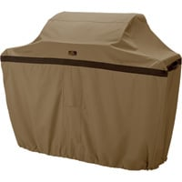 Classic Accessories Hickory Heavy-Duty Grill Cover — XL, 70in.L x 24in.D x 48in.H, Model# 55-043-052401-00